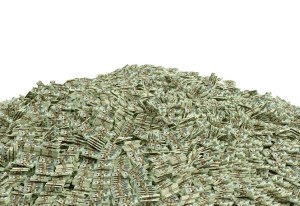 25393233 - pile of cash - dollars